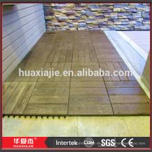 WPC Holz Plastikboden Fliesen für Innenraum