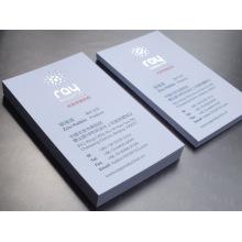Lunuxry Лазерная резка металла визитная карточка с конкурентоспособной ценой