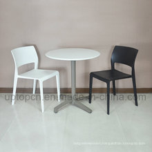 Plastic Restaurant Furnish Set with Round Table and Various Color Chair (SP-CT349)