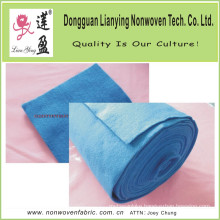 Blue Color Nonwoven Fabric with Soft Hand Feeling