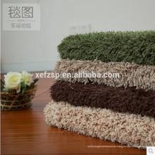 100% poloyester Haustür entwirft Wand zu Wand Teppich Japan Teppich