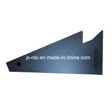 Pièces de fabrication en acier personnalisées pour la grande machine tout-en-un