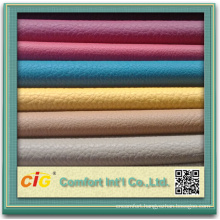 PVC/PU Leather Vinyl Fabric For Car Seat Cover
