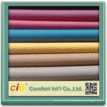PVC/PU couro tecido de vinil para tampa de assento do carro