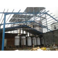 Séchoir à pulvérisateur à sec sèche à sécher au LPG pour les acides aminés