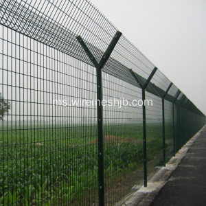 Pagar Farm-PVC Coated Welded Wire Mesh Pagar