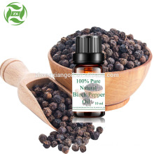 Top Grade 100% Pure Natrual Black Pepper Oil