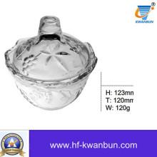 Cuenco de cristal para vajilla con buen precio Cuenco de postre Kb-Hn0372