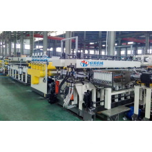 PP-Hohlblech-Extrusionsmaschine