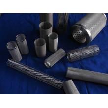 Edelstahl-Zylinder-Filterelement
