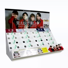 APEX Shop Retail Tabletop 16pcs vitrine de lunettes de soleil