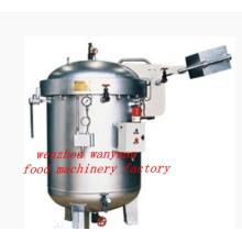 Vertical Type Steam Heating Autoclave Sterilizer Retort