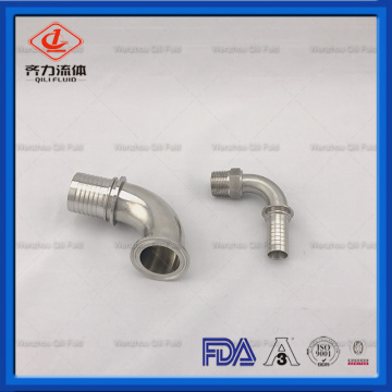 Stainless Steel Sanitary Clamp & Threaded Expanding Ferrule