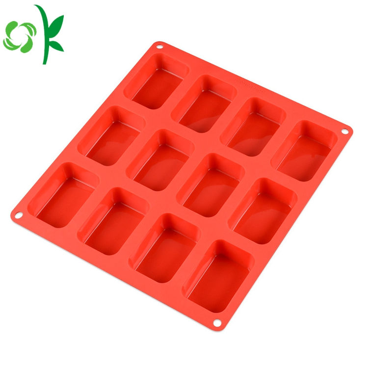 Silicone Soap Mold 4