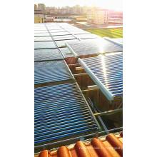 Chauffe-eau solaire à haute pression de type caloduc de chauffage central