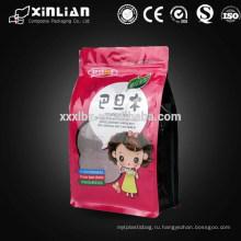 Высококачественный квадратный нижний пластиковый сушеный фруктовый мешочек для пищевой упаковки