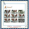 Nonwoven / Needle Felt Anel de aço inoxidável PP Filtro sacos para Filtragem de Poeira