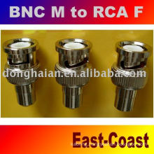 BNC male to RCA female
