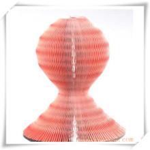 Sunbonnet de chapeau de papier pliable d'été pour le cadeau promotionnel
