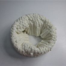 Flickor Lovely Popcorn Acrylic Loop Scarf