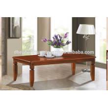 Mesa de café de madera maciza / tabla japonesa