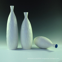 White Porcelain Ceramic Vase Fashion House of Contemporary Contracted Sitting Room Place Ornament