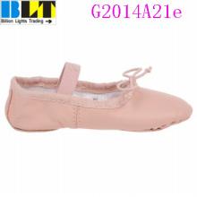 Blt Girl's Pink Casual Ballett Flache Stil Schuhe