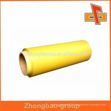 Food grade PVC cling film/PVC stretch film for food wrap china manufacturer