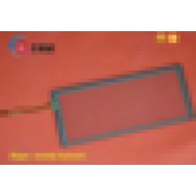 Serial y 8 pulgadas de tamaño de pantalla 4 hilos Resistivo pantalla táctil de la pantalla