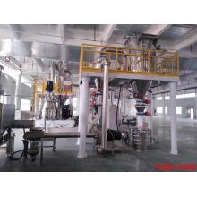 Máquina de moagem de farinha de aveia superfina