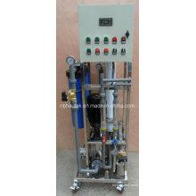 Máquina de tratamento de água potável de 250 l por hora