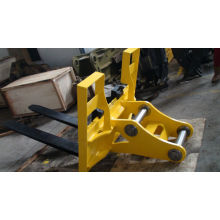 DAEWOO lift fork, pallet fork for excavator