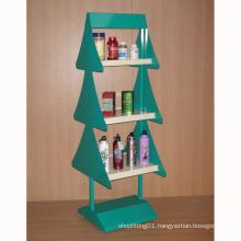 Floor Standing 3 Tier Tree Shape Metal Fixture (PHY352)