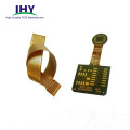 Fr4 Material Gold Finger Rigid-Flexible PCB Manufacturing