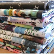 Красочные печать ткань для платье/одежды/другое дизайн одежды