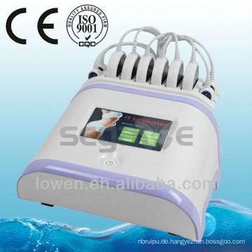 Lipo-Laser-Lipolyse-Maschinen-LED Laser, der Cellulite-Haut 650 abnimmt
