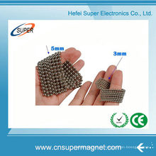 Quebra-cabeça magnética industrial Neocube Balls