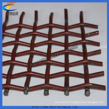 High Manganese Steel Crimped Wire Mesh