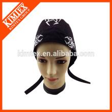 Спортивная дешевая шляпа банданы печати, пиратская шляпа