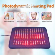 Envoltura médica del cojín del dispositivo de la terapia de luz de 4 colores