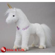 ICTI factory plush toy unicorn