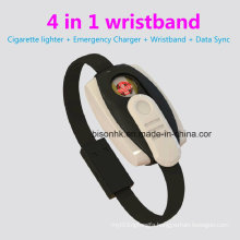 New Multifunctional Cable Cigarette Lighter Cellphone Charger