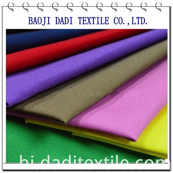 Woven clothing fabric
