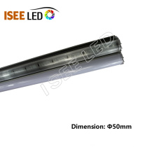 Couleur RVB de la lumière du tube LED DMX