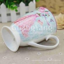 Commerce Assurance Grande Qualité Professionnel Nouveau Bone China Mug Maker