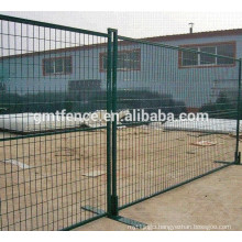 Hot Dipped Galvanized Temporary Fence/Galvanized Canadian Temporary Fence/Powder Coated Temporary Fence