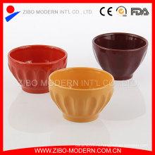 Керамические миски для мороженого на лето