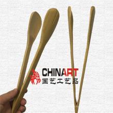 Purely Natural Bamboo Tongs