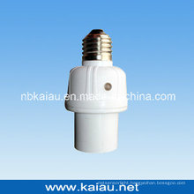Day Night Sensor Light Control Photocell Sensor Lamp Holder (KA-SLH07)