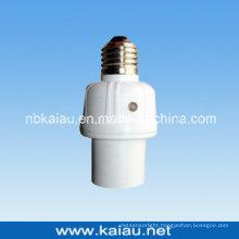 Day Night Sensor Light Control Photocell Sensor Lamp Holder (KA-SLH07)